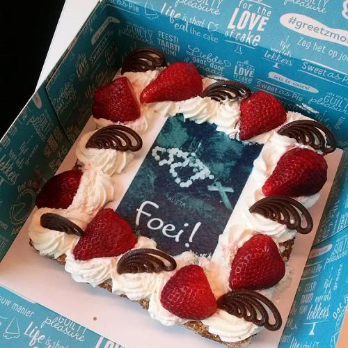 Foei! taart
