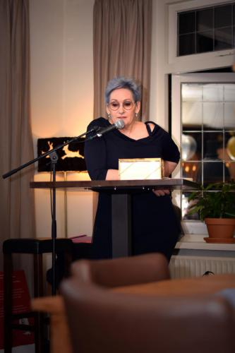 Speech @ boekenparty